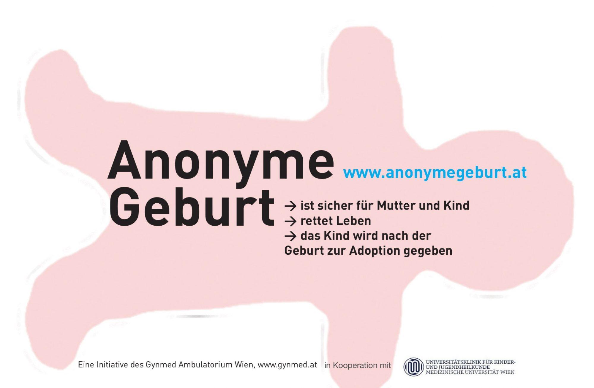 anonyme geburt